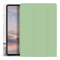 Étui porte-crayon transparent pour Apple iPad Pro 12.9 2020